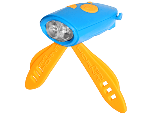 The Mini Hornit Lights and Sound Bike Accessory