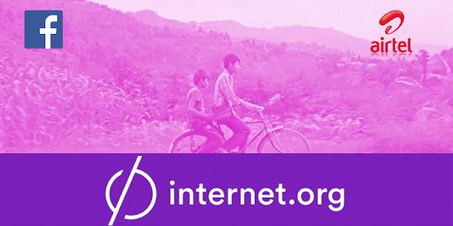 Facebook internet.org partners airtel