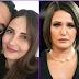 تبادل العنف بين مريم بن شعبان و زوجة بلال الباجي في مقهى و الامن يتدخل ... فيديو