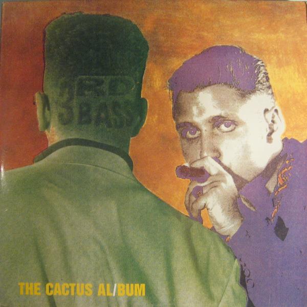 Un Dia Como Hoy: 3rd Bass lanzó su álbum debut The Cactus Album el 14 de noviembre de 1989