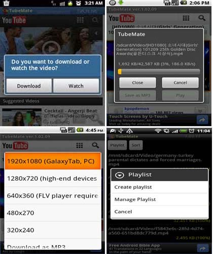 Best Tubemate App Download For Samsung Galaxy Y - Bella Esa