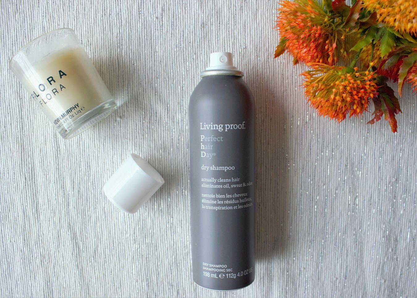 Сух шампоан за коса Living Proof - Perfect Hair Day Dry Shampoo - ревю