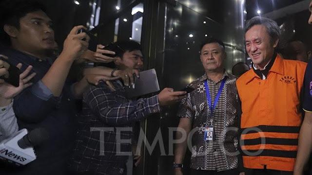 Kronologi Kasus hingga Penyerahan Diri Eddy Sindoro ke KPK