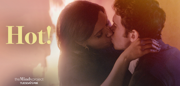The Mindy Project: The Kiss