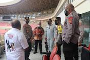 Polri Kirim 1.600 Pasukan Tambahan untuk Pengamanan PON XX di Papua
