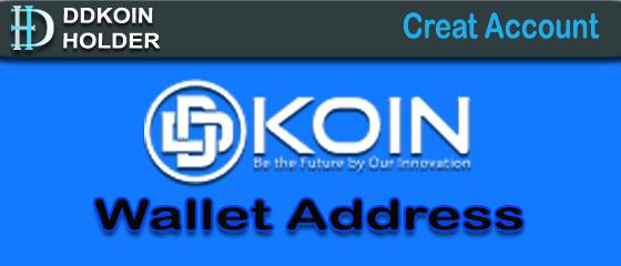 DDKOIN HOLDER - Daftar Wallet DDKoin