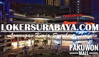 Walk In Interview di Pakuwon Mall Surabaya Juni 2019