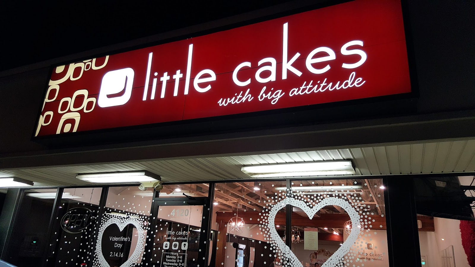 Little Cakes In Alexandria La