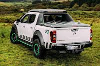 Nissan NP300 Navara Double Cab EnGuard Concept (2016) Rear Side