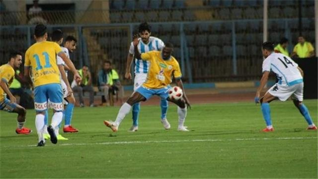 مشاهدة مباراة بيراميدز والإسماعيلي بث مباشر اليوم 24-09-2020 الدوري المصري