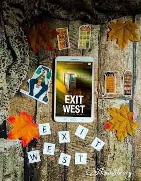 Ulasan Buku Exit West - Melewati Batas - Karya Mohsin Hamid