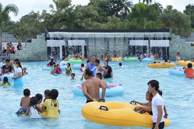 Tiket Masuk Siantar Waterpark