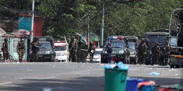 Investor China Di Myanmar Menderita Kerugian Lebih dari 36 Juta Dolar AS