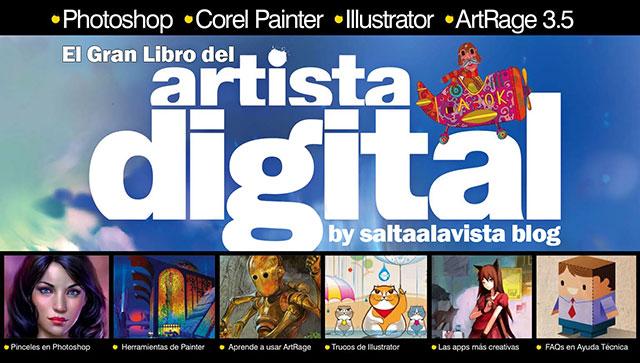 Descargar PDF El Gran Libro del Artista Digital