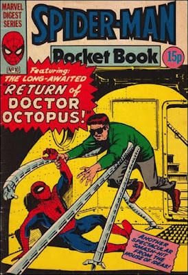 Spider-Man Pocket Book #10, Dr Octopus