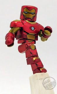 Diamond Select Walgreens Marvel Minimates Miles Morales Spider-Man and Iron Man
