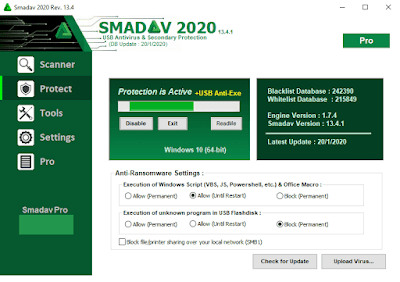 Download Smadav Pro Rev 13.4 Final Terbaru Full Keygen Serial Number Crack Gratis
