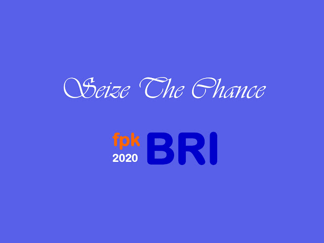 Seize The Chance FPK BRI 2020