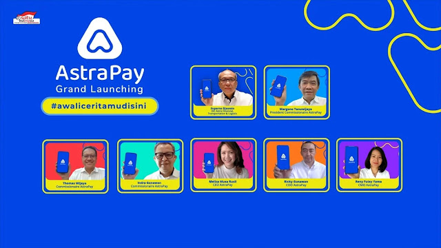 launching astra pay