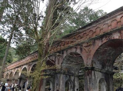 nanzenji temple aqueduct
