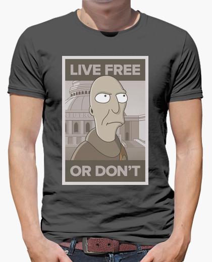 Futurama camisetas frikis