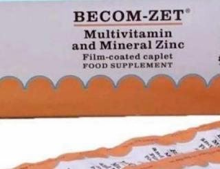 Becom-Zet, Pilihan Multivitamin Untuk Menjaga Kondisi Tubuh