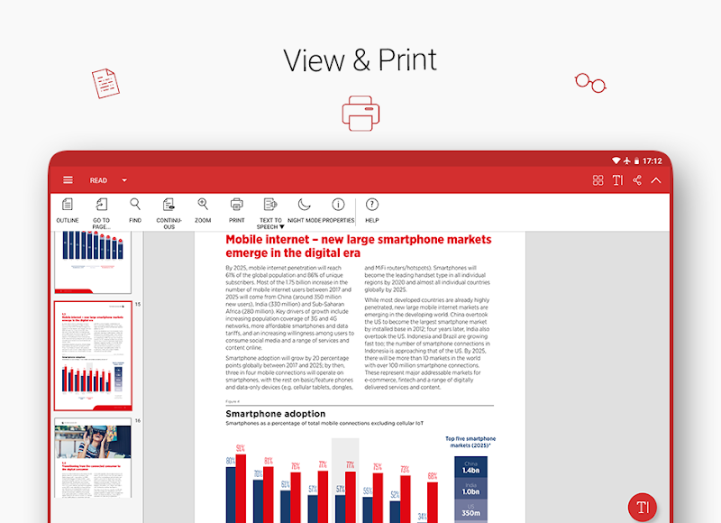 PDF Extra (MOD, Premium) APK For Android - Approm.org MOD ...