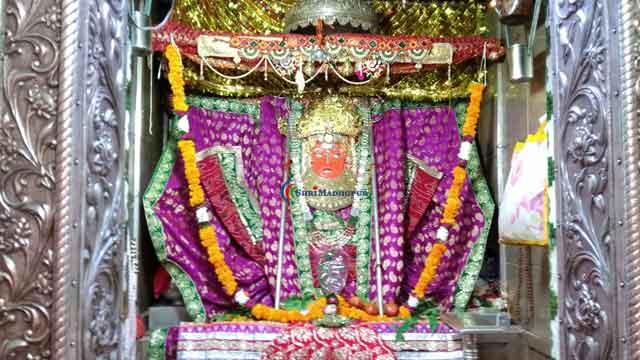 अरावली की सुरम्य पहाड़ियों में स्थित है जीण माता का मंदिर