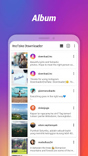 cara save video di instagram