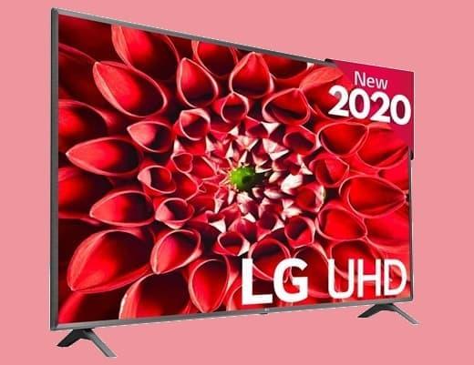 LG 75UN85006LA: Smart TV 4K de 75'' con soporte HDR, sonido Dolby Atmos y software webOS 5.0