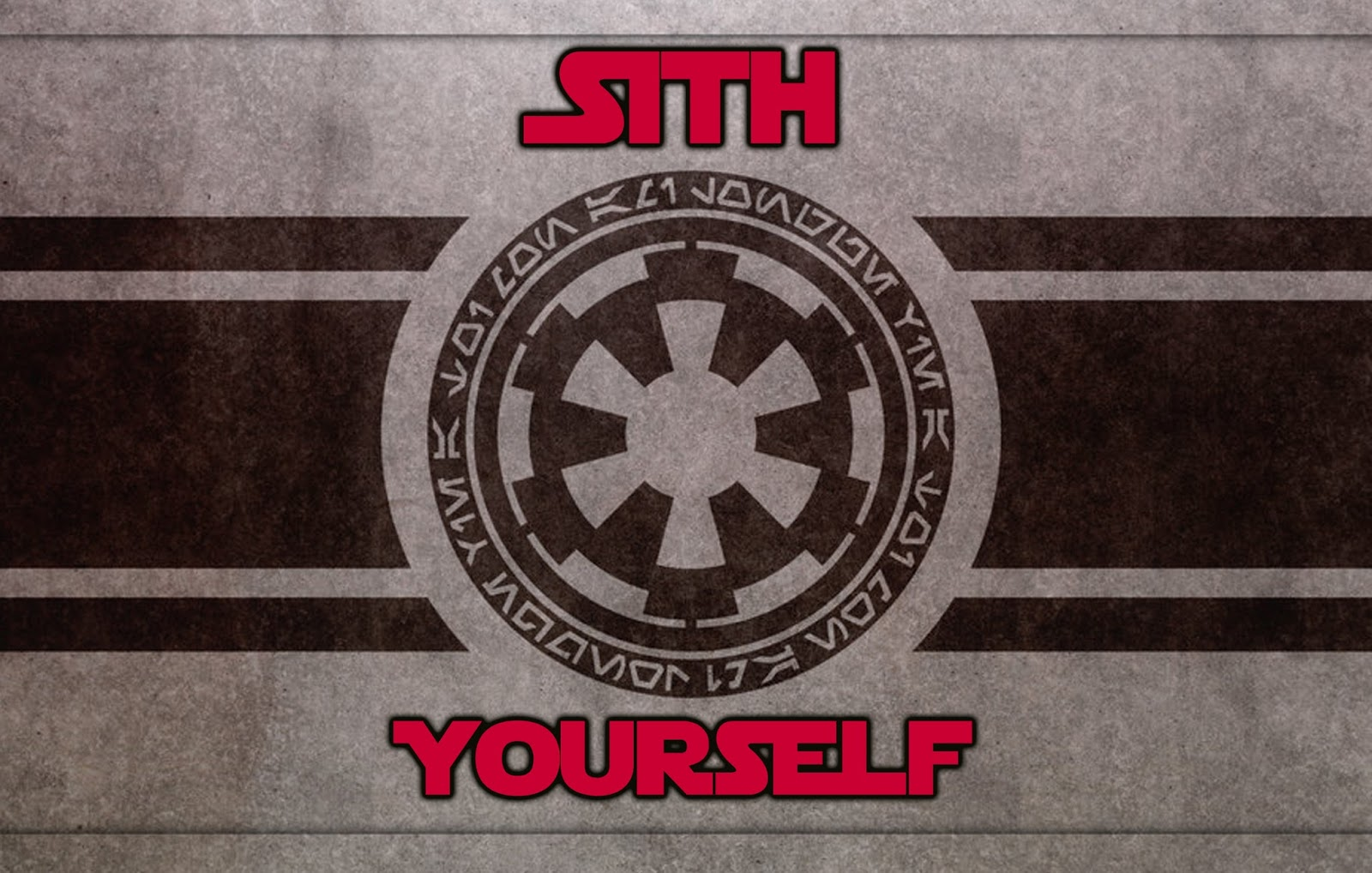 Sith Yourself Banner