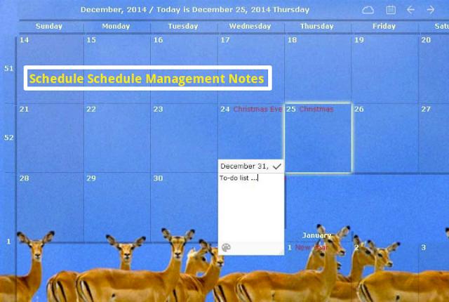Schedule-Schedule-Management-Notes-Desktopcal-Desktop