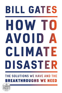 How Avoid a Climate Disaster by Bill Gates