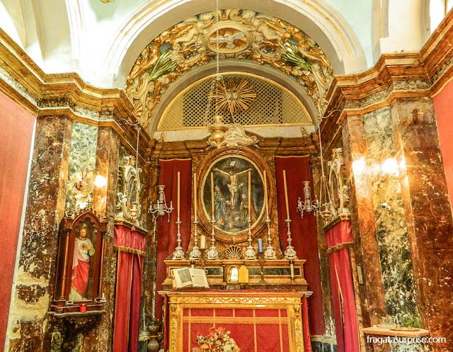 Capela de São Roque, Mdina, Malta