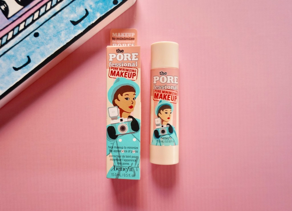 Benefit The Porefessional Pore Minimizing Makeup Natural 3 Review