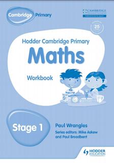 كتاب تأسيس في الماث hodder Cambridge math workbook