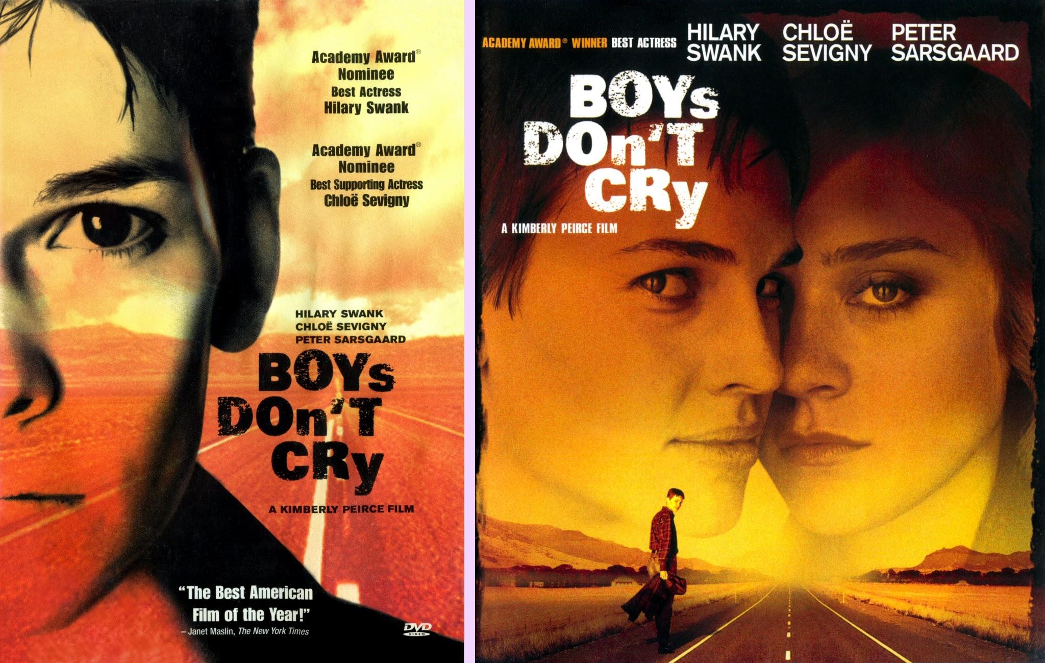 The European Cut Of Boys Dont Cry Is A Myth
