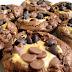 Flourless Double Chocolate Almond Butter Muffins