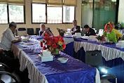 Lurah Tambora Gelar Sosialisasi Program Aplikasi Telegram Bersama Pengurus FKDM Kecamatan
