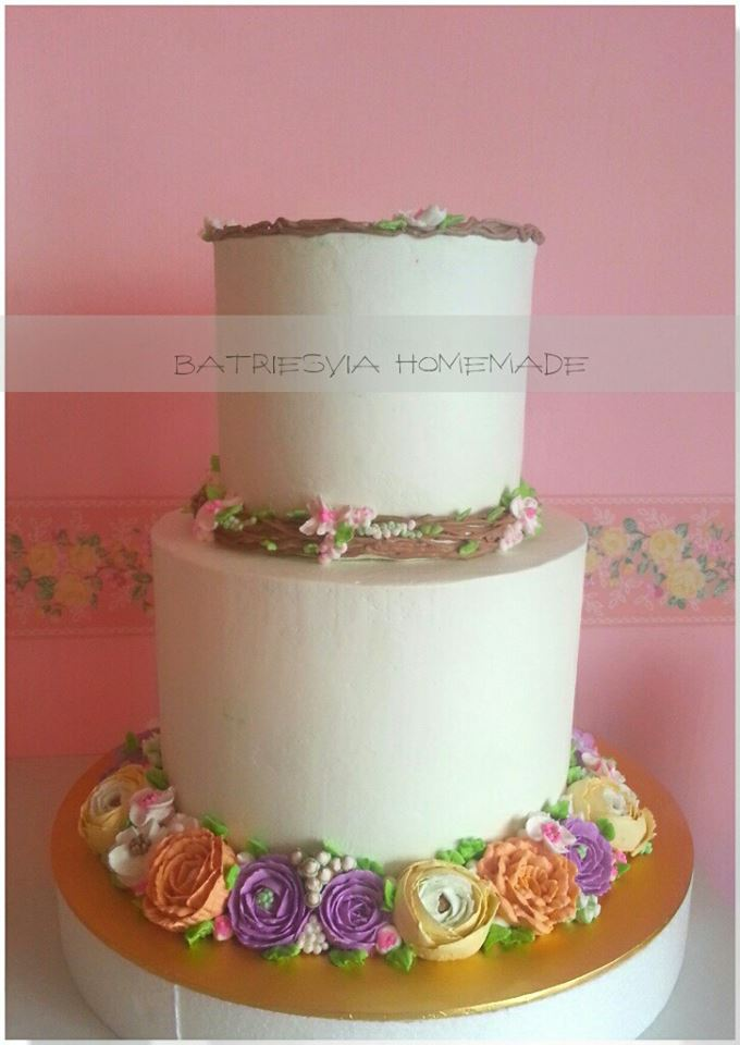 BUTTERCREAM TIER