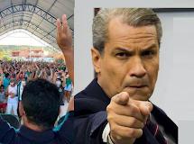 DONA INÊS - Sikera Jr critica aglomerações em eventos políticos