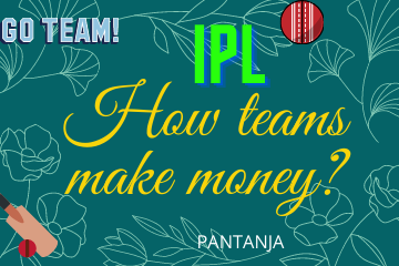 How ipl teams make money? Ipl business model and revenue sources। Indian Premier League।