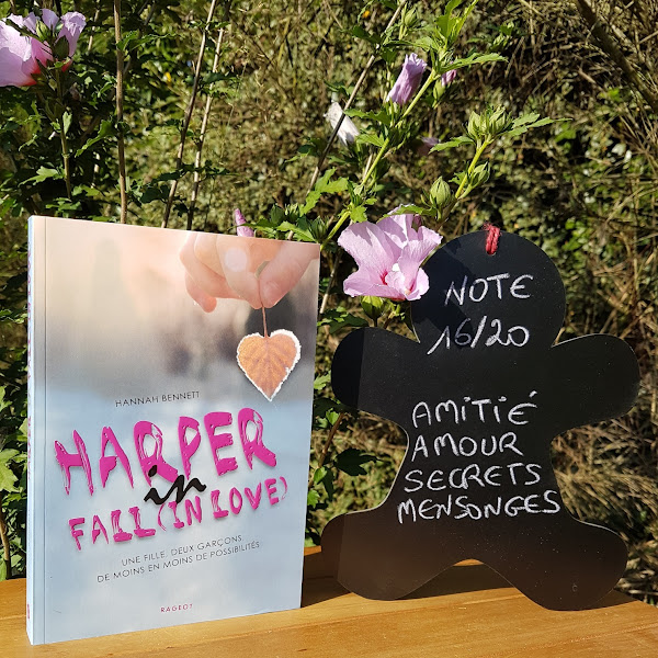 Harper in fall (in love) de Hannah Bennett