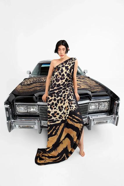 Roberto Cavalli Fashion Week recap by New York fashion blogger Kelly Fountain