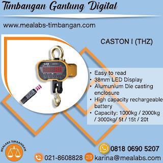 Crane Scale Caston THZ