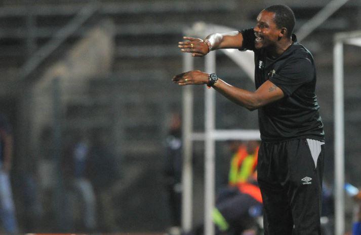 Chippa United head coach Norman Mapeza
