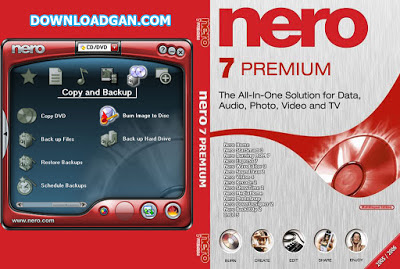install nero 7 ultra edition