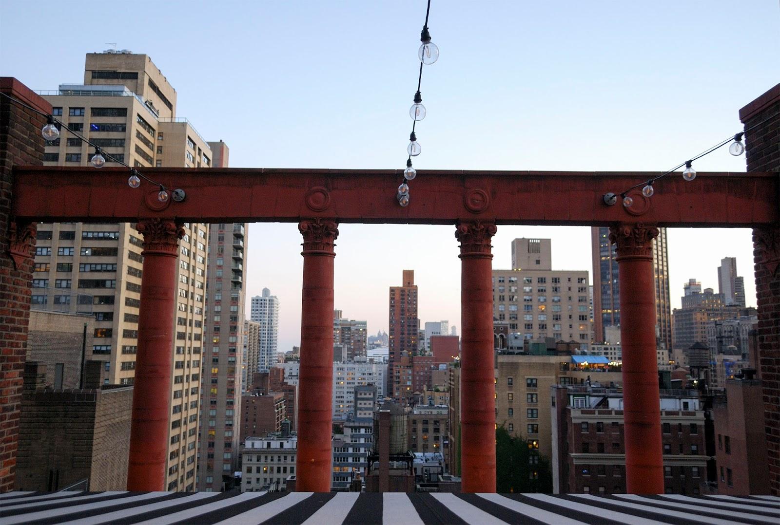 new york itinerary guide plan pod 39 hotel rooftop manhattan