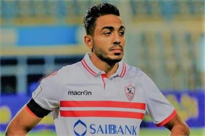 """فى عيد ميلاده الـ 26 .. شاهد جميع أهداف محمود كهربا مع الزمالك """"فيديو"""""""