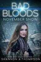 November Snow on Smashwords